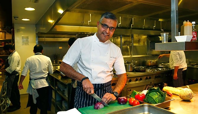 How Atul Kochhar took Indian food to the world (even Antarctica!)