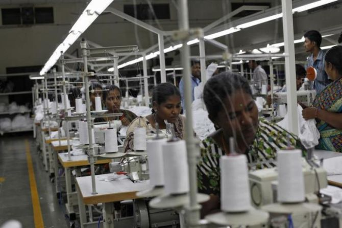 Why rising rupee is a big headache for India's garments industry
