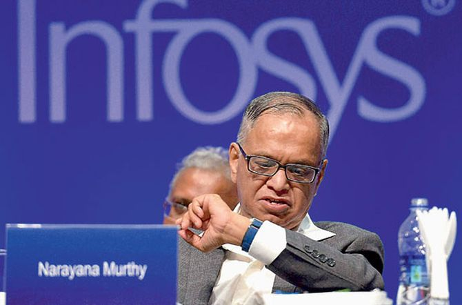 Narayana Murthy irked by lack of reliable jobs data