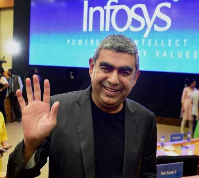 How Vishal Sikka transformed Infosys