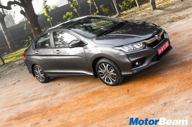The new Honda City is worth a thumbs up!