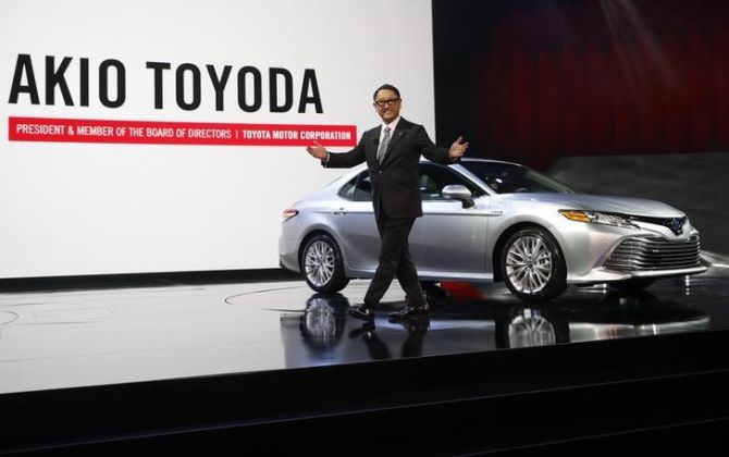 the success of toyota motor company (still) learning from toyota  from being one of the worst companies in toyota motor north america to  from toyota, i'm still engaged with the company.