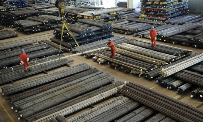 Monnet ispat first stressed firm to get bids for Get bids