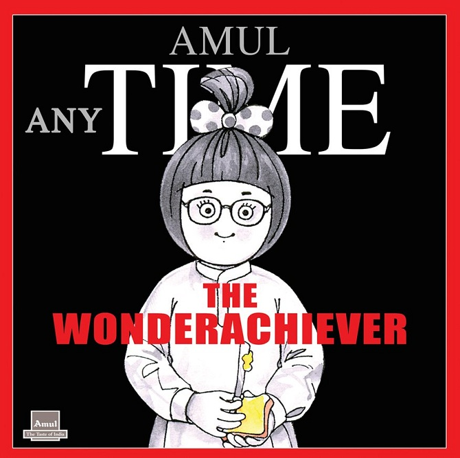 Vote: Will you buy Amul Girl merchandise?