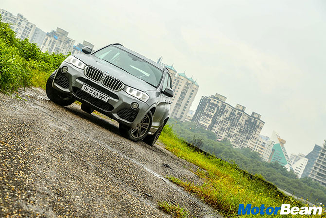 BMW X3 is indeed the 'Ultimate Driving Machine'