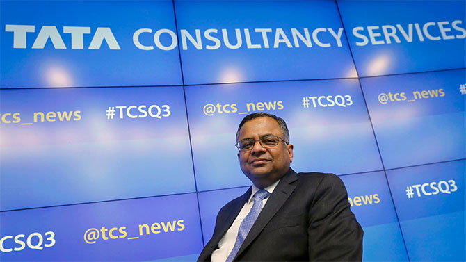 TCS posts better-than-expected result; Q3 net up 11%