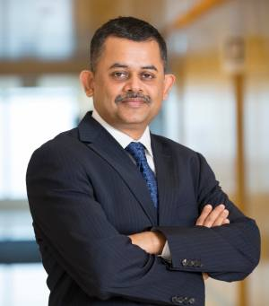 Neelkanth Mishra, Managing Director and India Equity Strategist, Credit Suisse