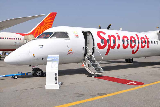 How Ajay Singh weaved his magic on SpiceJet - Rediff com