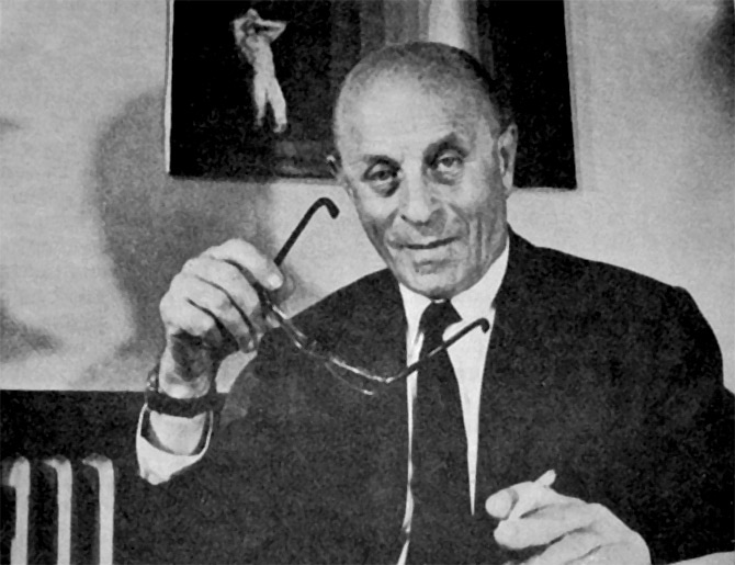 Laszlo Biro, Hungarian newspaper editor and inventor of the ballpoint pen