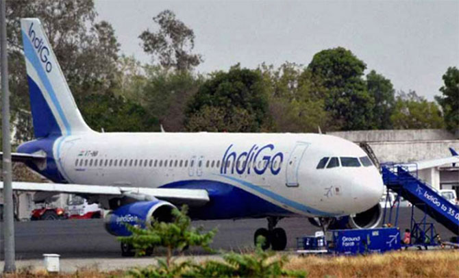 Mumbai-Lucknow IndiGo flight grounded after bomb threat