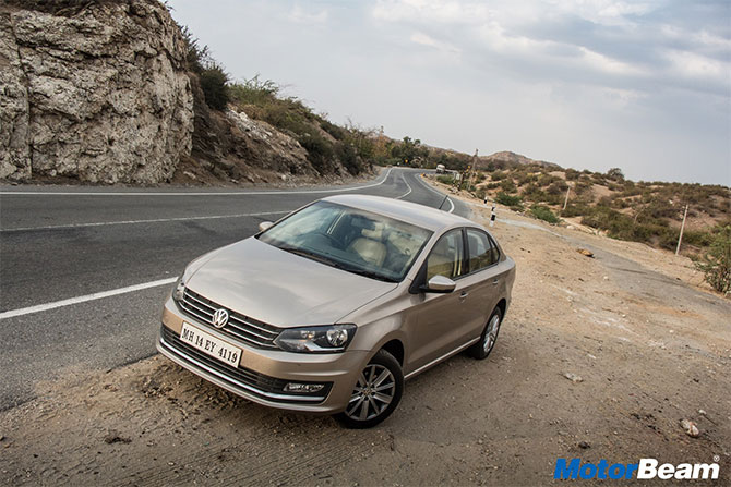 VW Vento Diesel: The best sedan in its segment for highway driving