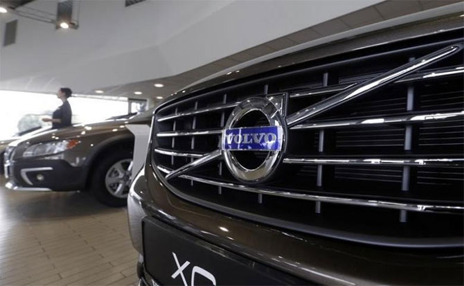 Volvo to assemble cars in India