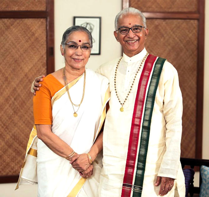 The Dhananjayans, in their day-to-day avatar