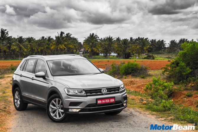 Volkswagen Tiguan is a well-engineered car