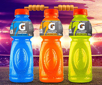 Gatorade bats for Indian cricket