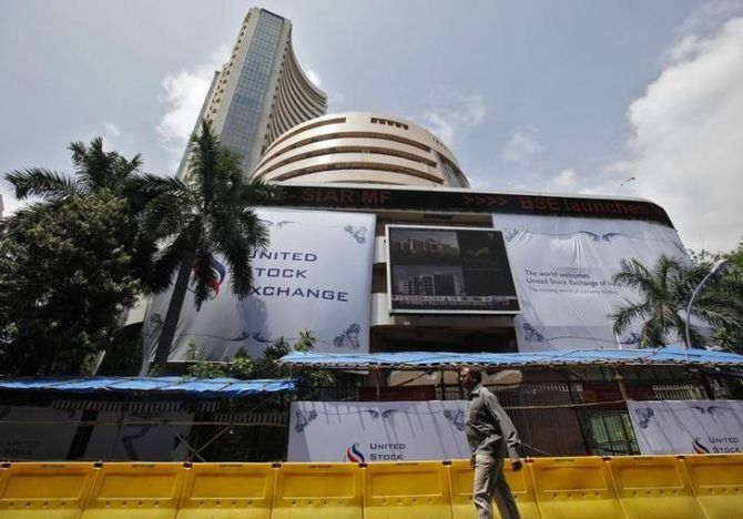 Sensex, Nifty inch up on GST relief