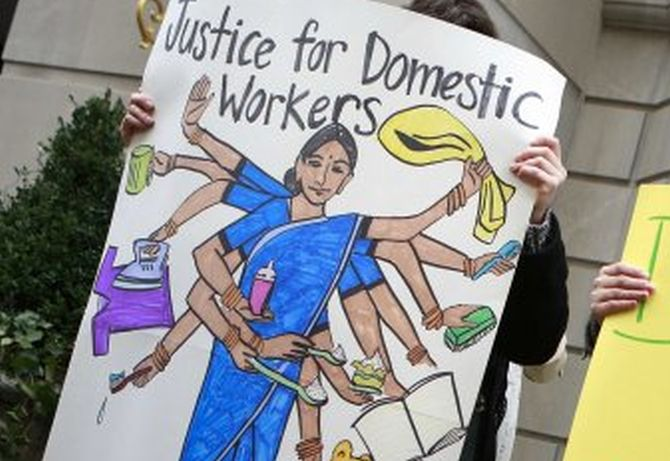 How lifestyle will improve for the superior for India&#039s domestic workers