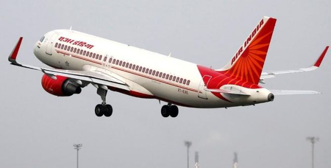 Air India passengers are 'safe' for now