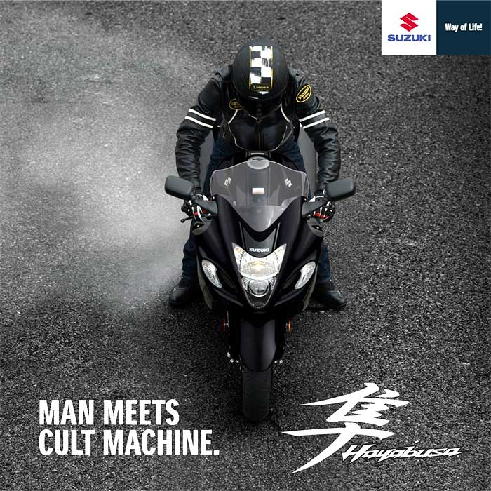 Courtesy Suzuki India
