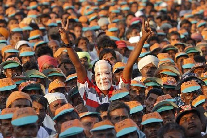 India News - Latest World & Political News - Current News Headlines in India - Gujarat: Campaign ends for first phase; Saurashtra, Kutch crucial