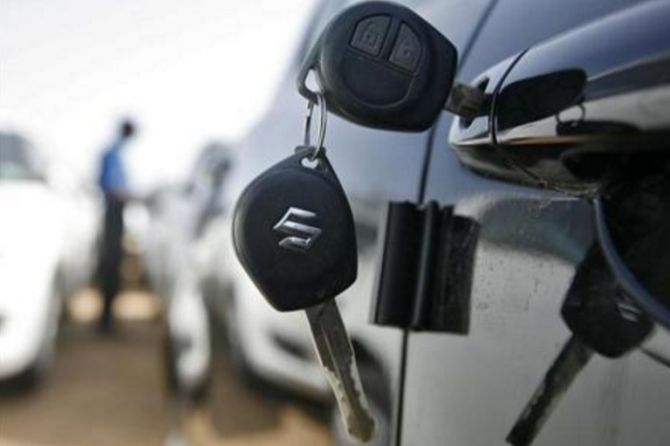 Maruti Q2 net profit grows 3.4% to Rs 2,484 crore