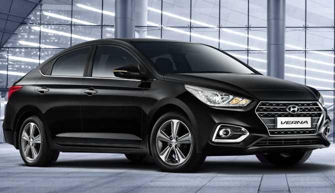Hyundai verna Generation V