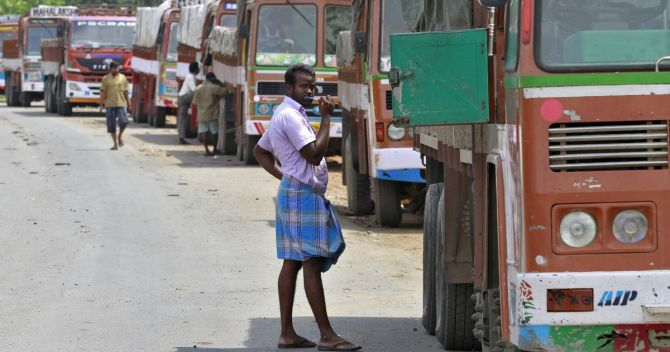 Substantial diesel charges providing transporters nightmares