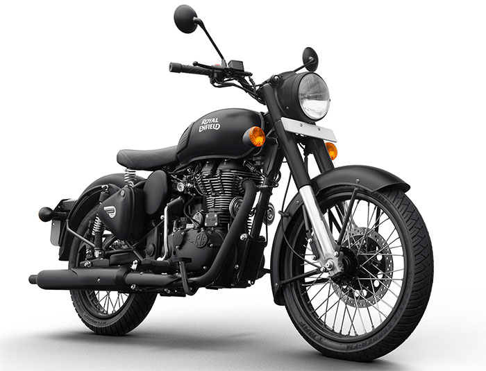 The Royal Enfield Classic