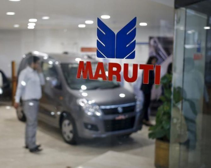 Maruti Suzuki seeks better lending terms for dealers