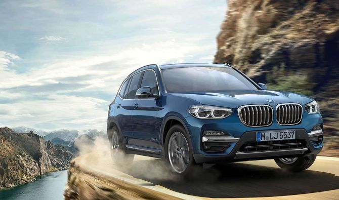 Make In India Bmw S Mantra To Cut Cost Grab Marketshare Rediff