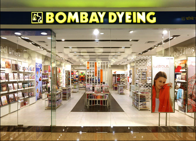 Bombay Dyeing has franchises and company stores in even Tier 3 towns. Photograph: Courtesy Bombay Dyeing/Facebook.