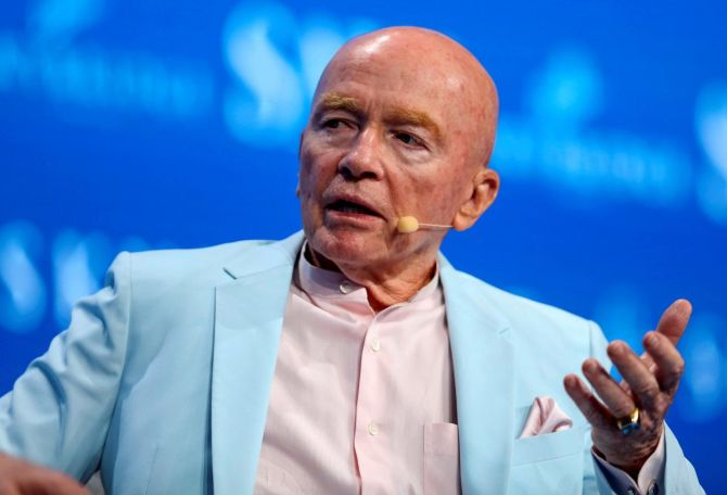 'Stay away from large-caps': Mark Mobius to investors