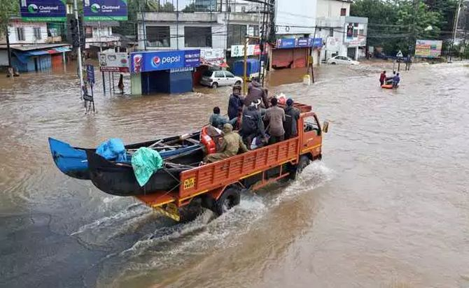 Kerala flood hits spice market