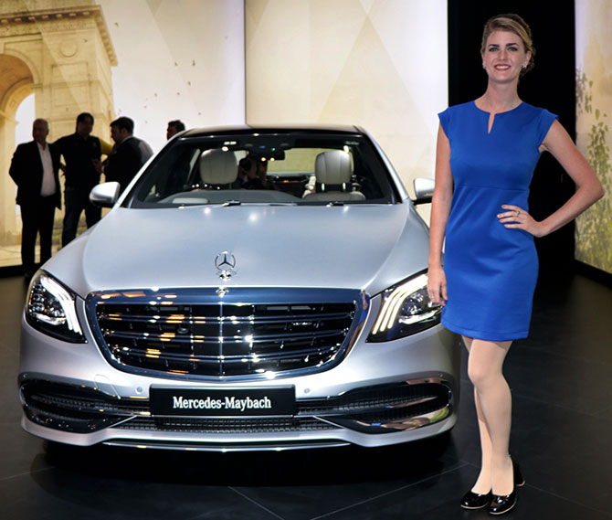 Inside The Rs 2 73 Crore Mercedes Maybach S650 Rediff Com Business