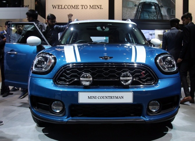 The BMW Mini Countryman is here!