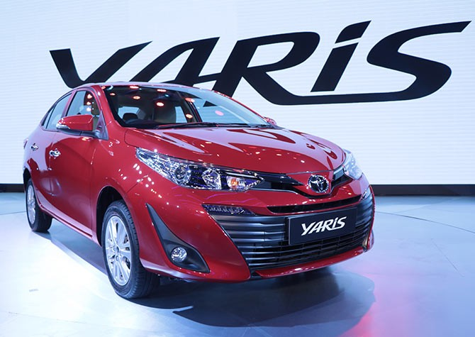 What works for Toyota Yaris, what doesn't