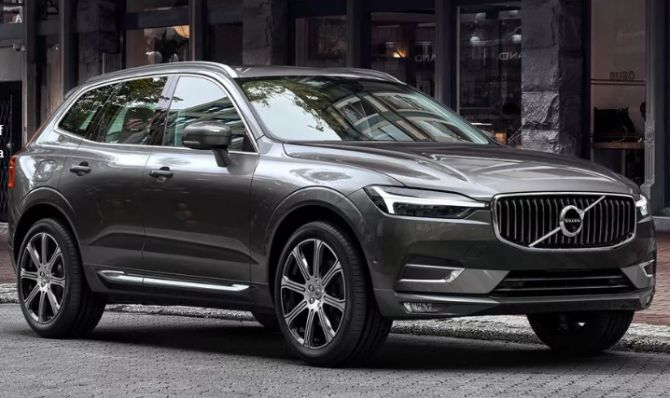 The Luxurious Volvo Xc60 D5 Inscription Is A Treat Rediff Com Business