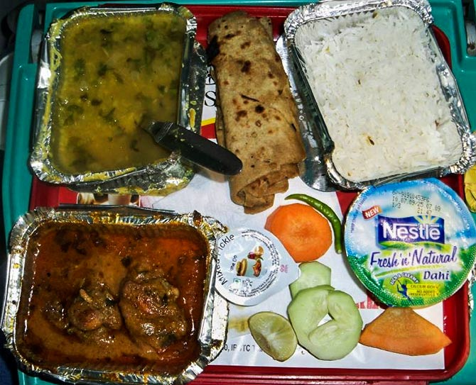 How Railways plans to serve healthy food to passengers - Rediff com