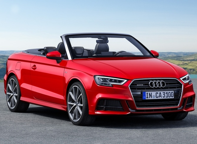 audi a3 cabriolet is an eye catcher business. Black Bedroom Furniture Sets. Home Design Ideas