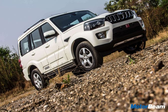 Looking for a full-sized rugged SUV? Buy Mahindra Scorpio