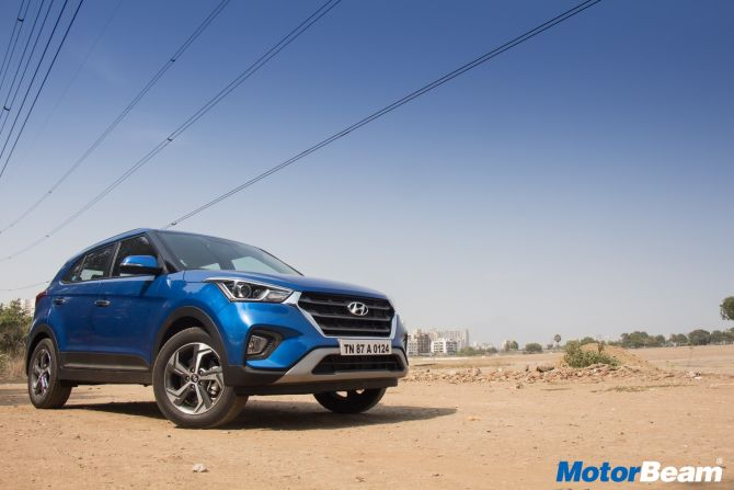 The Hyundai Creta Was Launched In 2015 In India And Went On To Become A  Blockbuster Product For The Korean Carmaker.