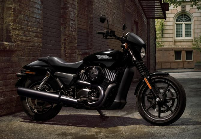 Harley-Davidson suffers flat tyres in India