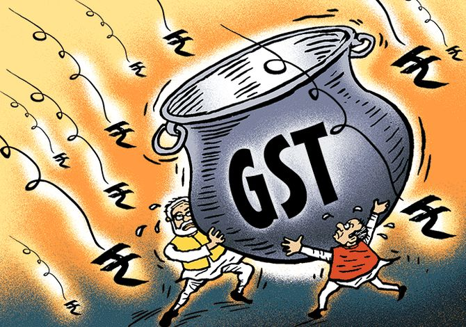 GST rates likely to be cut for smaller items