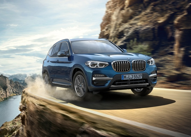 bmw x3 redefines comfort and luxury in suvs business. Black Bedroom Furniture Sets. Home Design Ideas