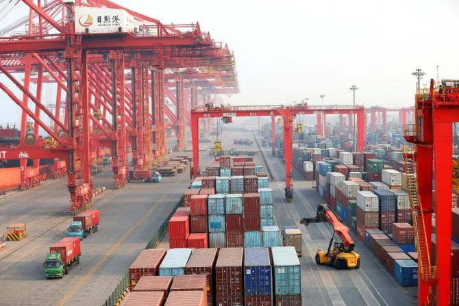 Chinas Rising Threat To Indias Exports Rediff Business