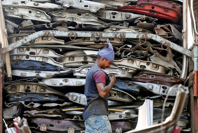 India gets first automated vehicle recycling unit