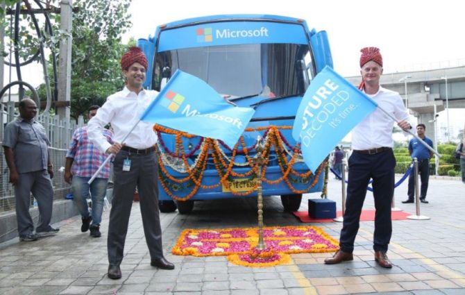 Microsoft banks on AI to power its India dreams