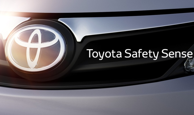 Toyota offer seven airbags across variants in the C segment