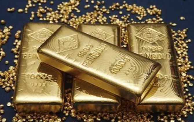 Investors pull out Rs 31 crore from gold ETF in Oct