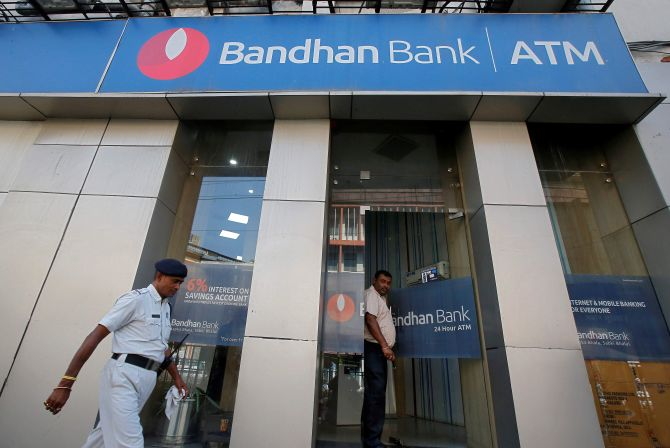 At 45K cr, Bandhan's IPO valuation is 2nd after SBI's - Rediff com